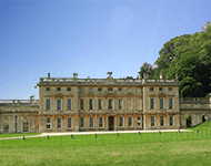 Dyrham House, near Chipping Sodbury