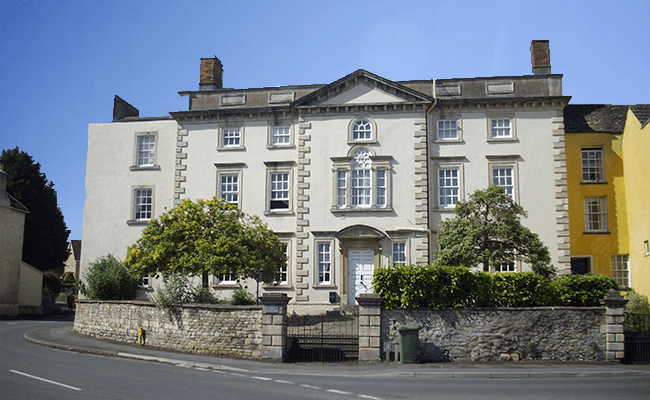Large period property in Chipping Sodbury